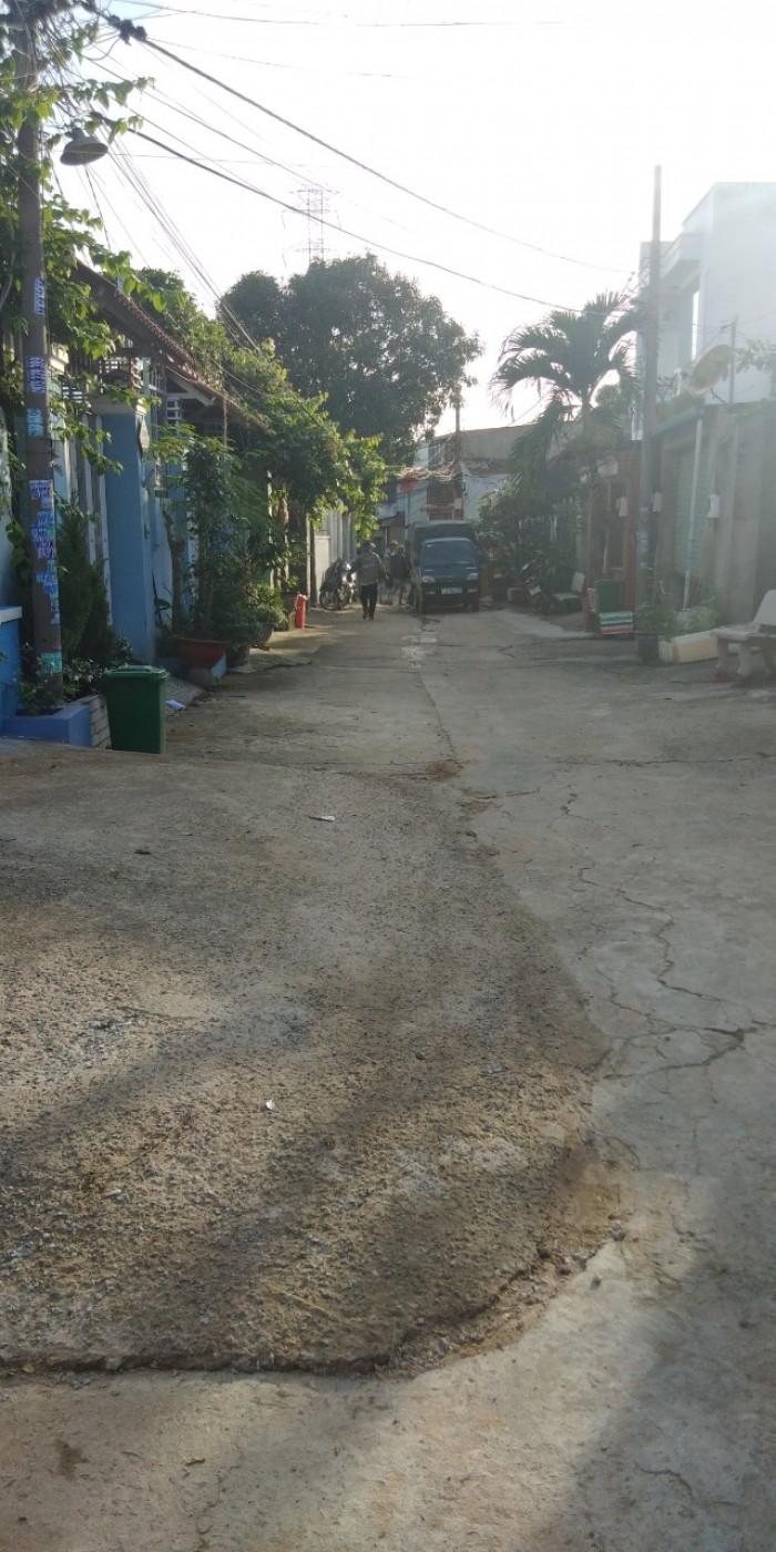 Bán đất  đường 8 Tăng Nhơn Phú b quận 9
