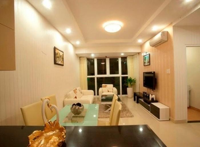 Cho thuê căn hộ chung cư Him Lam Riverside - Quận 7 , dt 78m2, 2 phòng ngủ,  trang bị nội thất đầy đủ ,nhà rộng thoáng mát