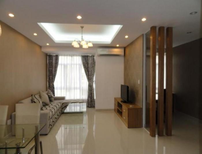 Cần cho thuê gấp căn chung cư cao cấp Gold View  Quận 4 ,diện tích 80m2, 2 phòng ngủ đầy đủ nội thất cao cấp