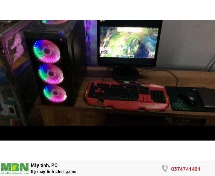 Bộ máy tính chơi game0