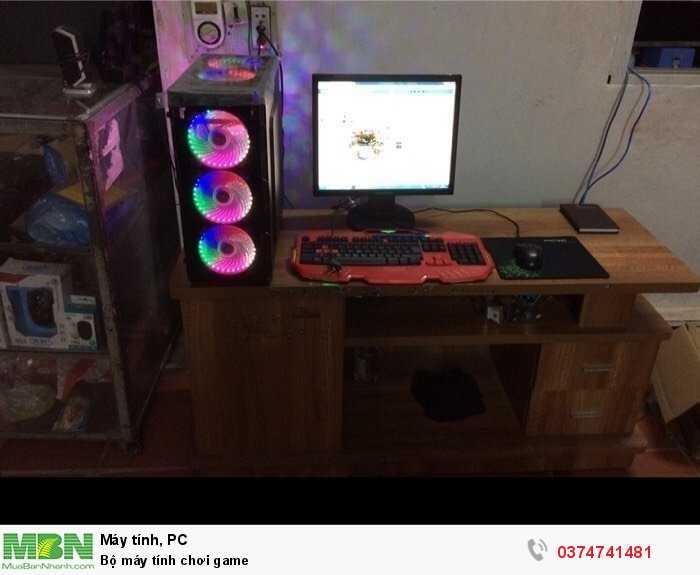 Bộ máy tính chơi game1