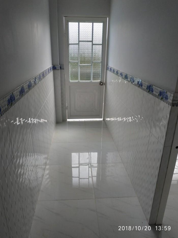 Bán nhà mới xây đồng sỡ hữu gần KCN Tân Kim, nhà đẹp giá rẻ.