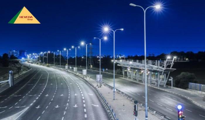 Đèn LED đường phố, công suất lớn, ưu đãi hấp dẫn2