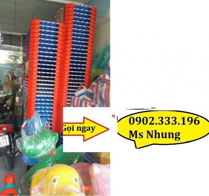 Giường lưới mầm non giá sỉ, rẻ nhất tphcm0