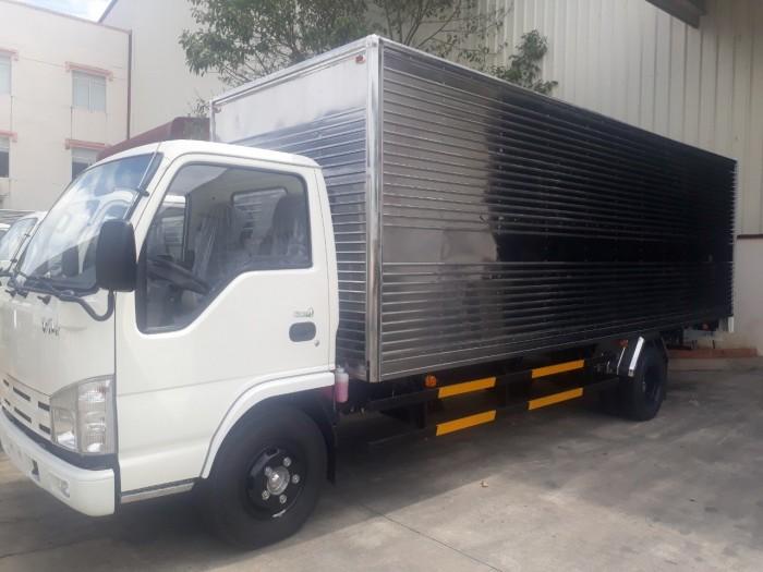 Xe tải ISUZU NK490SL4 - 1.9 tấn thùng dài 6.2m 4