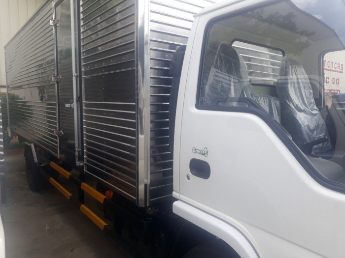 Xe tải ISUZU NK490SL4 - 1.9 tấn thùng dài 6.2m 3
