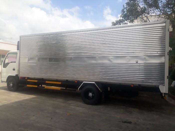 Xe tải ISUZU NK490SL4 - 1.9 tấn thùng dài 6.2m 2