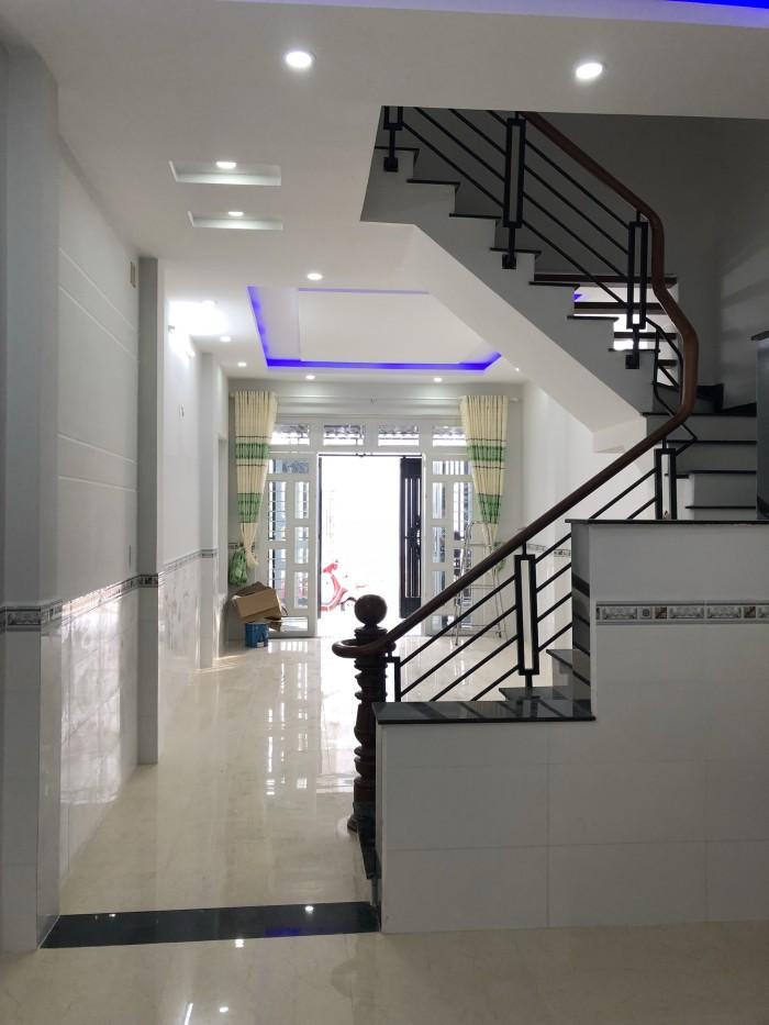 Bán nhà đường Tô Ngọc Vân Q12.TPHCM , Dt ; 4 x 14