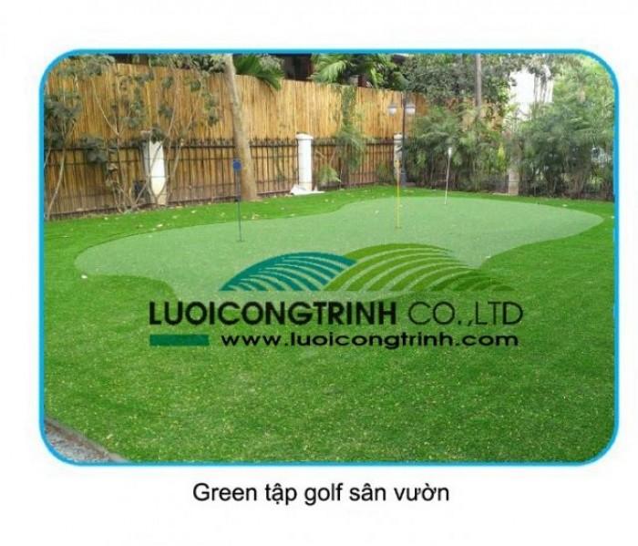 Cỏ nhân tạo sân golf giá rẻ tại Hà Nội1