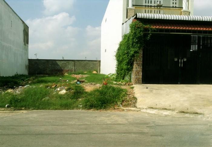 Becamex thanh lý 3 lô đất, 7,5m x 20m, mặt tiền 16m, có sổ hồng riêng, khu vực đông dân cư