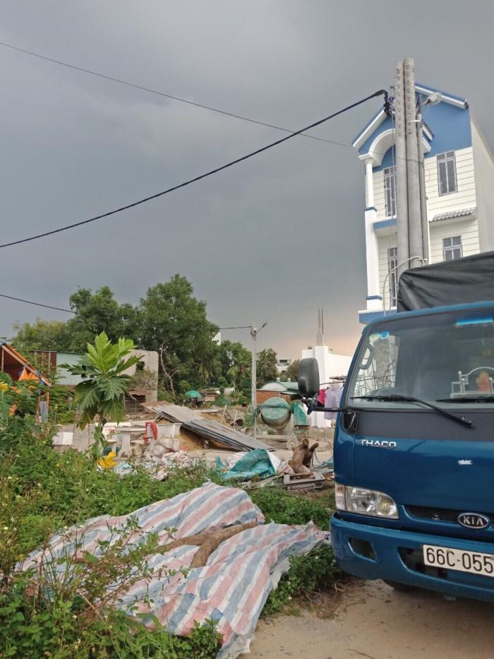 Cần bán lại lô đất nền khu dân cư hiện hữu tại q.lộ 13.HBP,q.Thủ Đức