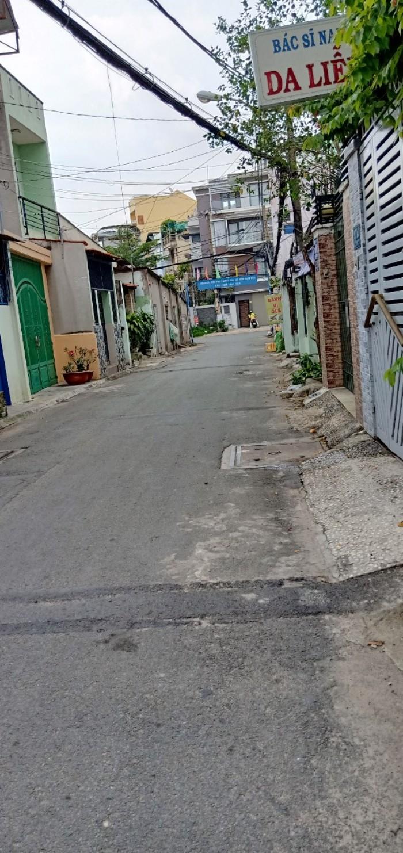 Bán nhà HXT đường Nguyễn Văn Săng