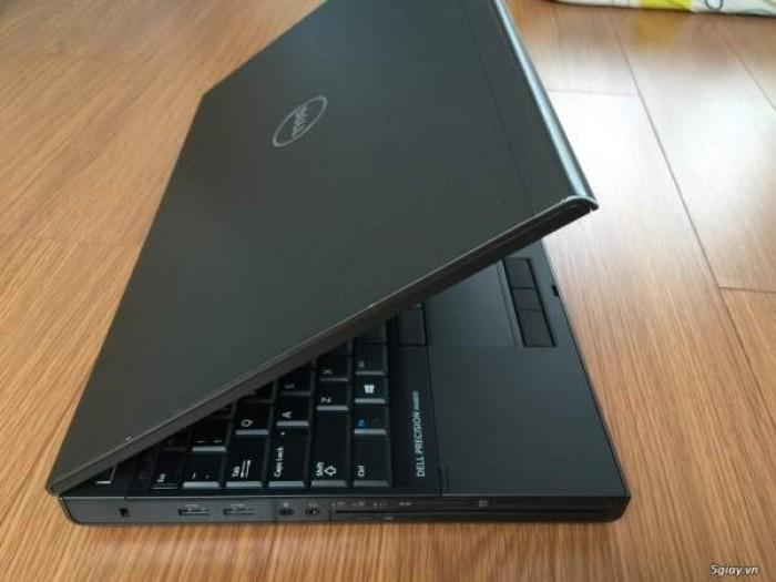 Laptop cũ Dell Precision M4800 ( i7-4800MQ , ram 8G, hdd 500Gb, VGA Quadro K1100M- 2G, màn 15.6″ full HD)0