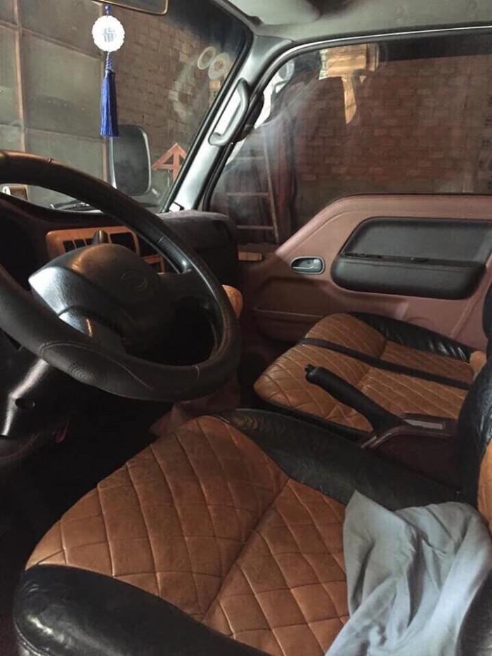 Bán xe tải Kia k165 đời 2017 thùng bạt 3