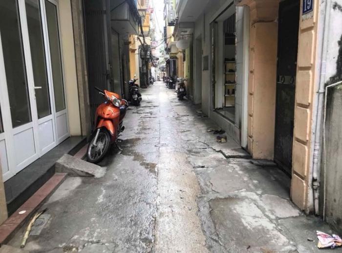 """"""" Bán nhà riêng mới """" phố Đội Cấn, Ba Đình. 33m2 * 6 tầng"""