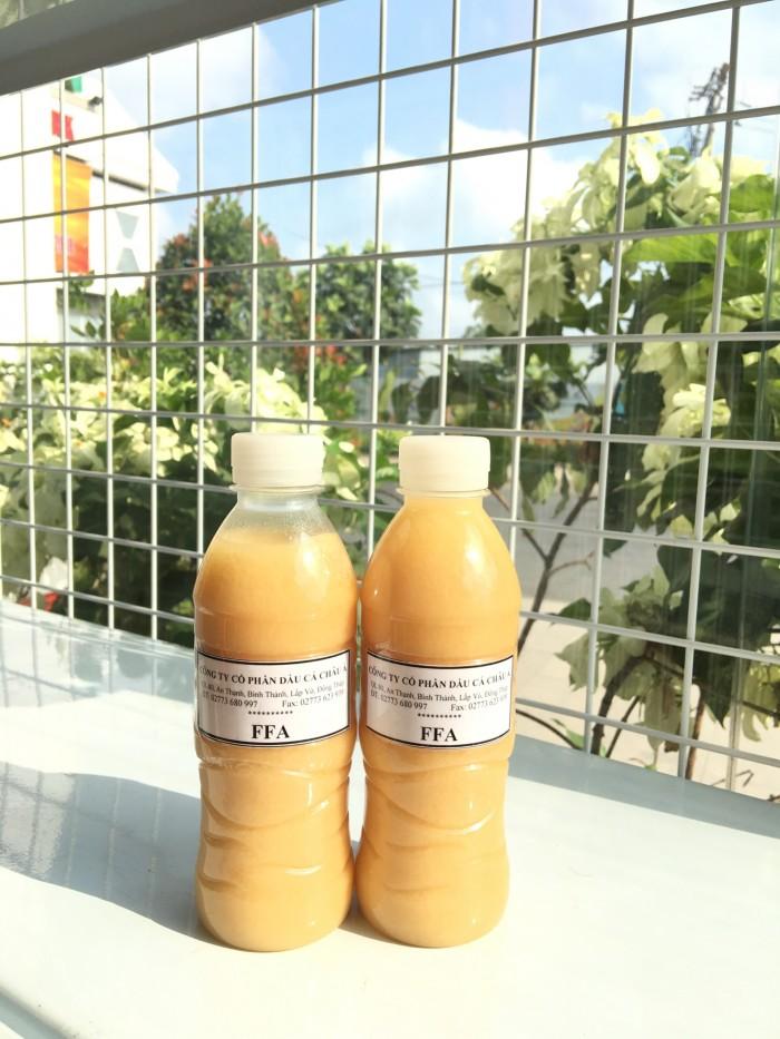 Acid béo tự do FFA dùng trong sản xuất nhớt bôi trơn biodeasel0