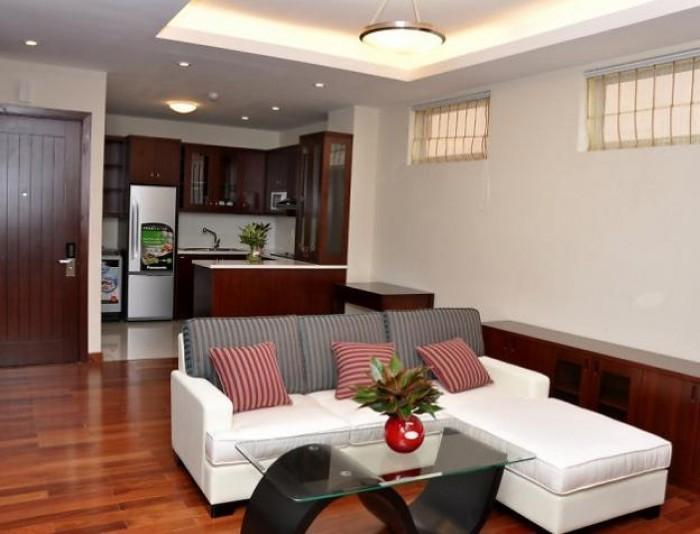 Cần cho thuê CHCC Khánh hội 2, diện tích 76m2, 2 phòng ngủ, 2wc, có nội thất đầy đủ