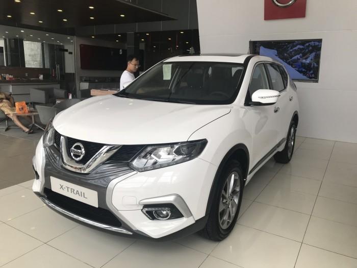 Nissan X-Trail SL V-Series Luxury 2018