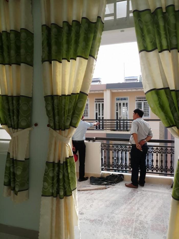 Nhà Mới Xây Vào Ở Ngay Nguyễn Ảnh Thủ Quận 12