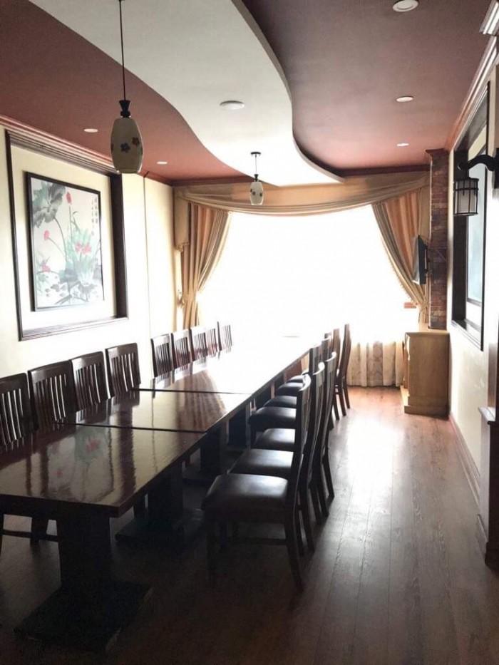 Bán nhà khách sạn mặt phố cổ Hàng Mắm Hoàn Kiếm 79m2 8 tầng mặt tiền 5,5m