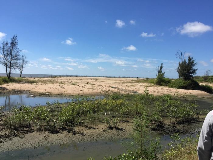 Đất ven biển Lôc An