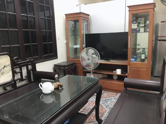 Bán Nhà Phố Nguyễn Thái Học, Hoàn Kiếm, 58m, 5 Tầng
