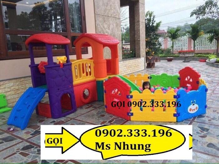 Bán đồ chơi cầu trượt cho bệnh viện, khu vui chơi trẻ em bệnh viện4