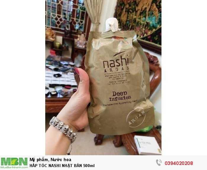 Hấp Tóc Nashi Nhật Bản 500Ml