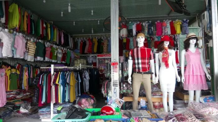 Kiot Chợ Long Phú, Mặt Tiền Quốc Lộ 51, Long Thành, Đồng Nai