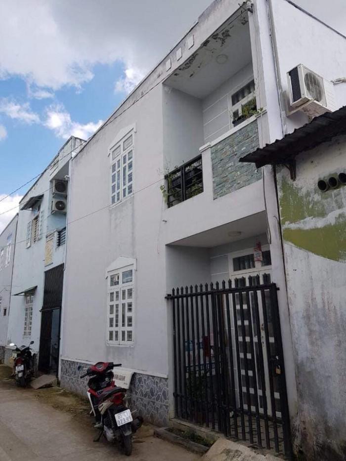 Bán  Nhà 1 Trệt 1 Lầu Hẻm Tổ 11 Đường Nguyễn Văn Linh Thổ Cư 100%