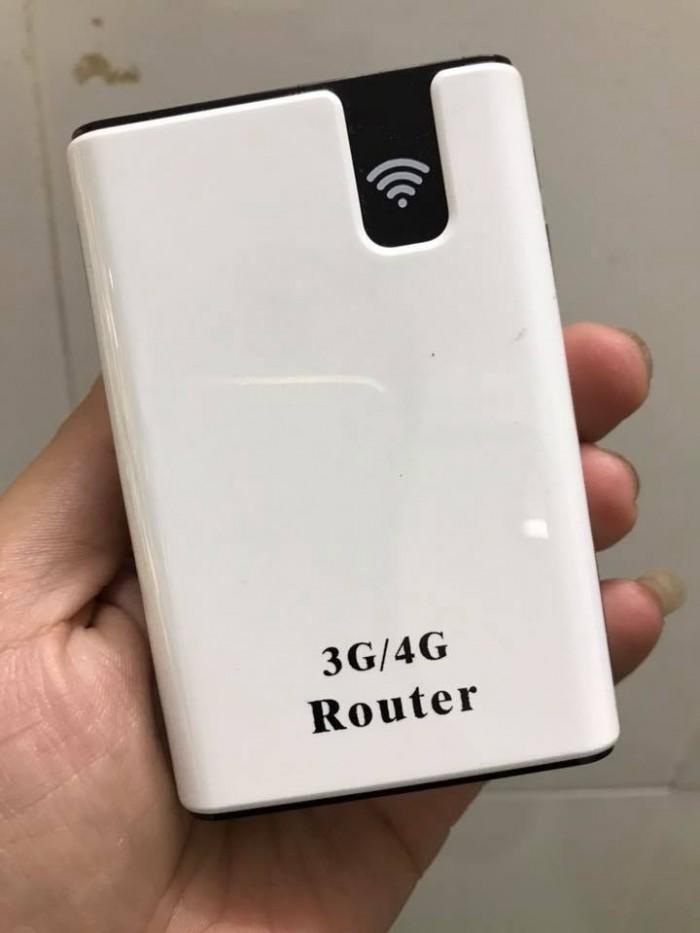 Bộ Phát Wifi Từ Sim 3G/4G Kiêm Pin Dự Phòng 7800mah8