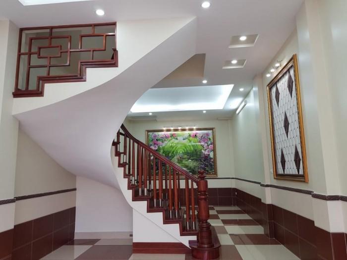 Bán nhà đẹp 5 tầng ngõ ô tô KD văn phòng đỉnh phố Thái Hà