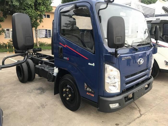 Xe IZ65 3.5  tấn đời 2018 của hyundai Đô 4