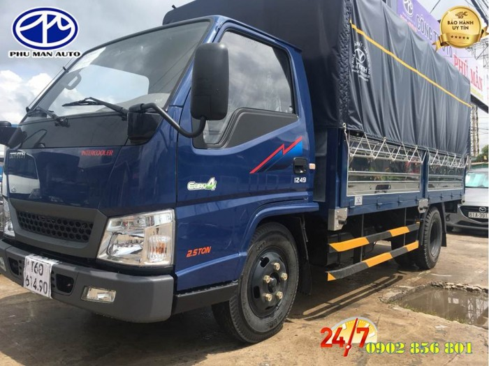 Giá xe Hyundai nhập khẩu: 1T9 – 2T4 – 3T4. Hỗ trợ trả góp. 4