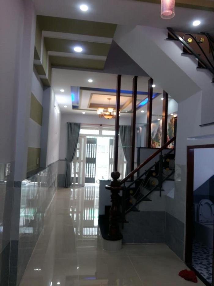 Bán nhà 32/5 đường số 14a quận Bình Tân