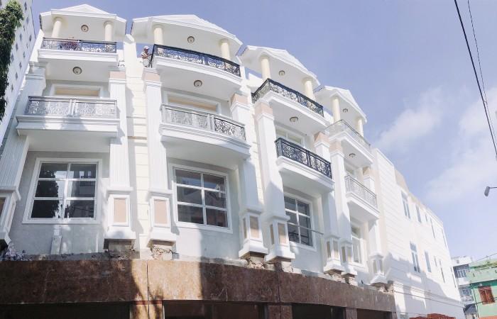 Cơ Hội Đầu Tư Sinh Lời Ngay.Bán Nhà Đs18, Phạm Văn Đồng,Khu Thành Ủy. 1 Trệt 3 Lầu. Dt 60m2.
