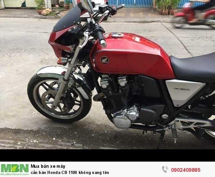 Cần bán Honda CB 1100 không sang tên