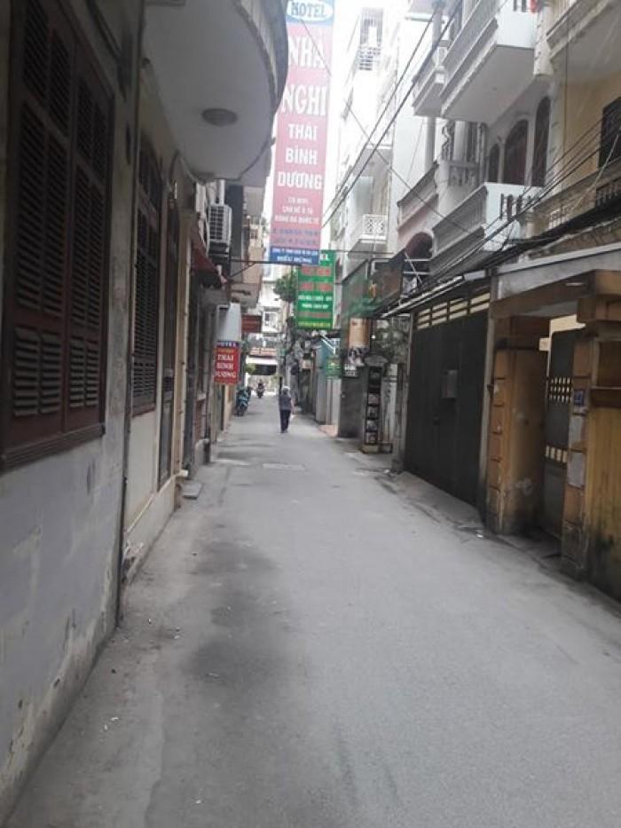 Bán nhà ngõ Lương Định Của DT 45m2 MT 5m
