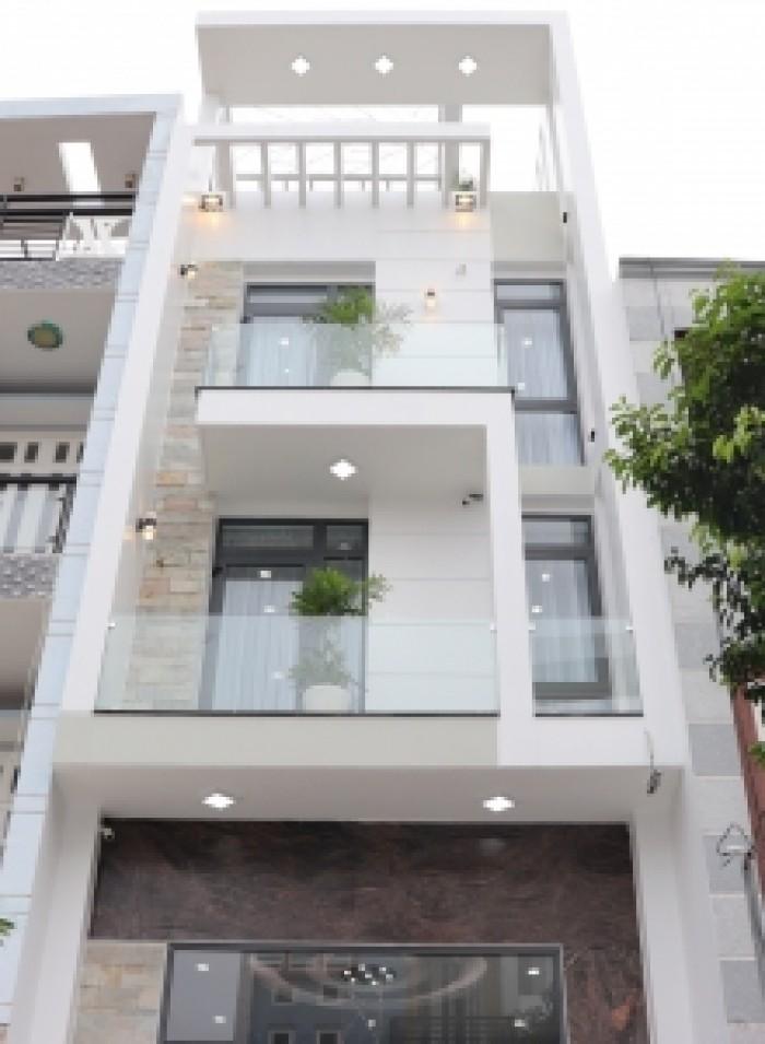 Bán nhà mặt tiền khu dân cư Trung Sơn Bình Chánh