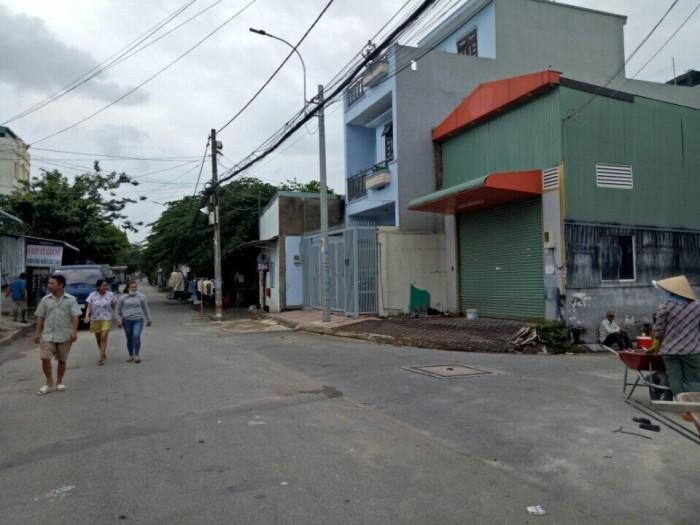Bán đất khu đân cư làng đại học quận 9, 59m2 thuận tiện kinh doanh