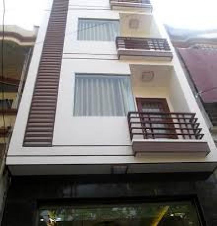 Thiếu nợ bán nhà Mặt tiền Lê Đức Thọ, P11, GV