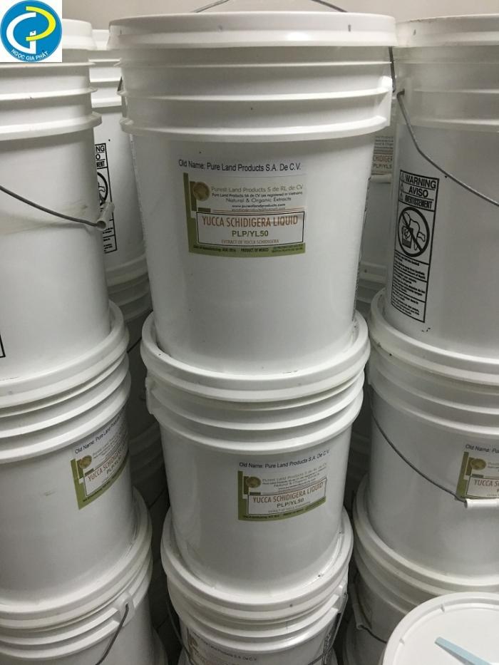 Yucca liquid Mexico, Yucca nước Mexico, Yucca schidigera extract, Yucca nguyên liệu2