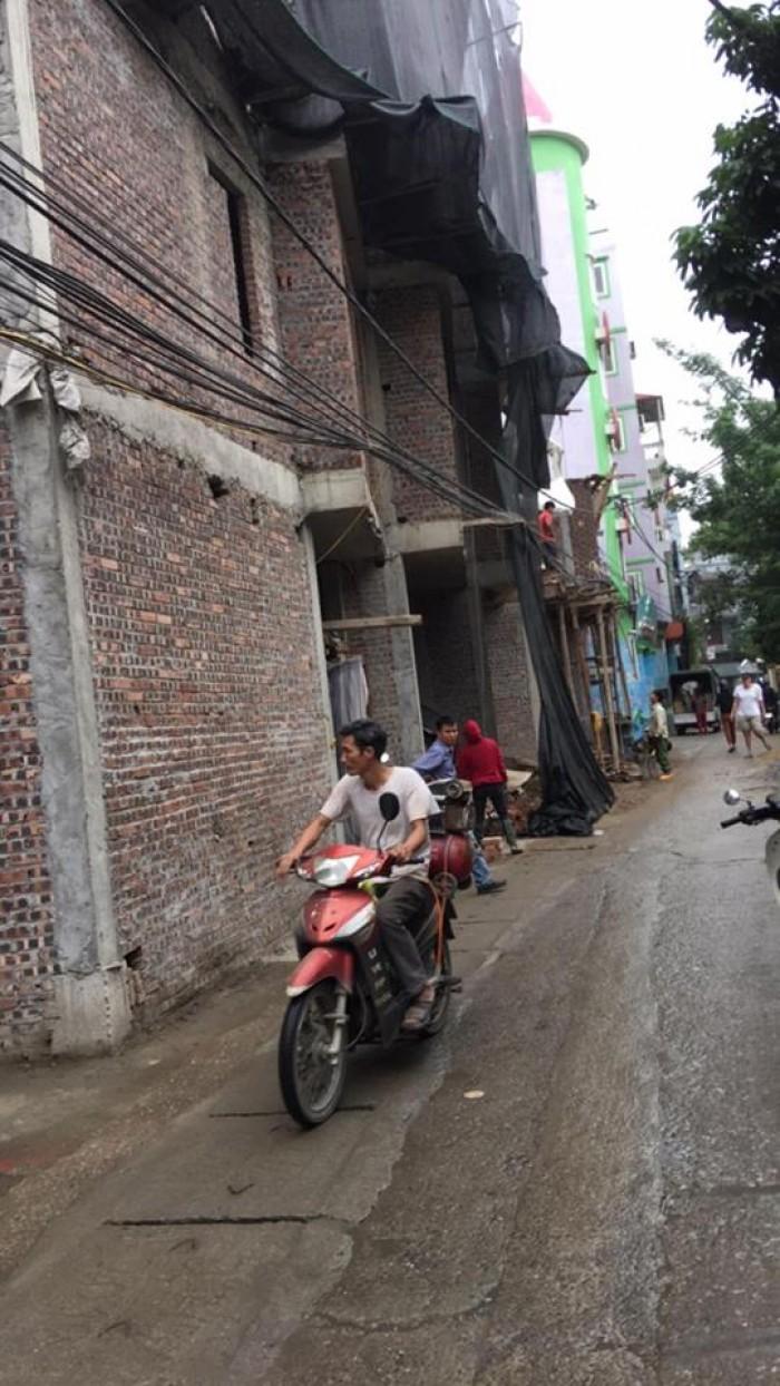 Bán nhà (33m2*4T) La Khê - Hà Đông, 2 mặt ngõ.oto đỗ cửa