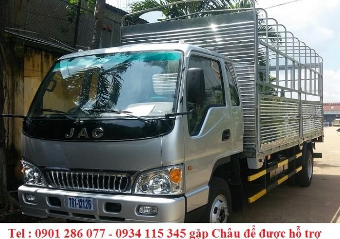 Bán xe tải Jac X150 1.5 tấn thùng mui bạt / giá tận gốc / hỗ trợ trả góp/ thủ tục đơn giản/ giao xe ngay