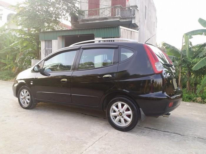 Chevrolet Vivant sản xuất năm 2011 Số tay (số sàn) Động cơ Xăng