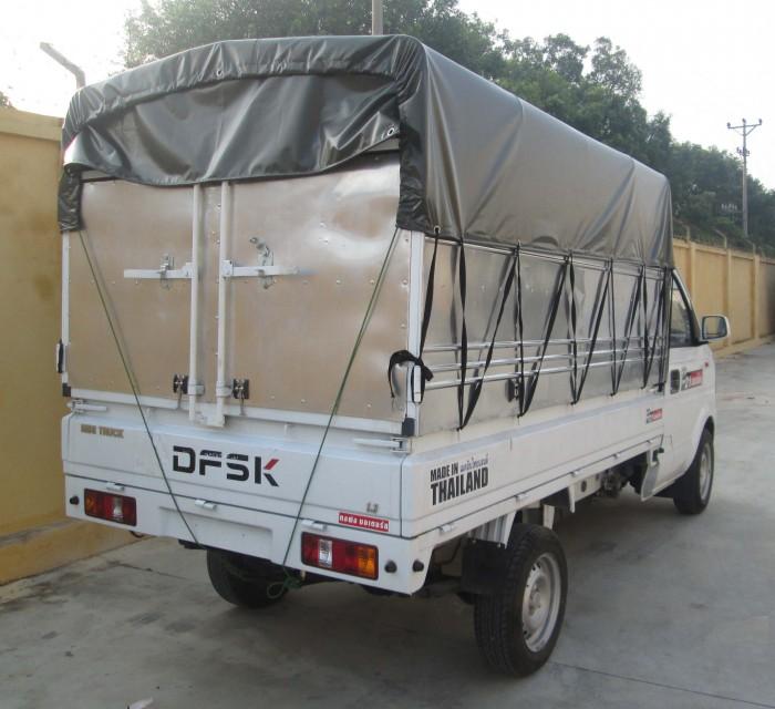 Xe tải Thái Lan thùng mui bạt | Hỗ trợ trả góp toàn quốc