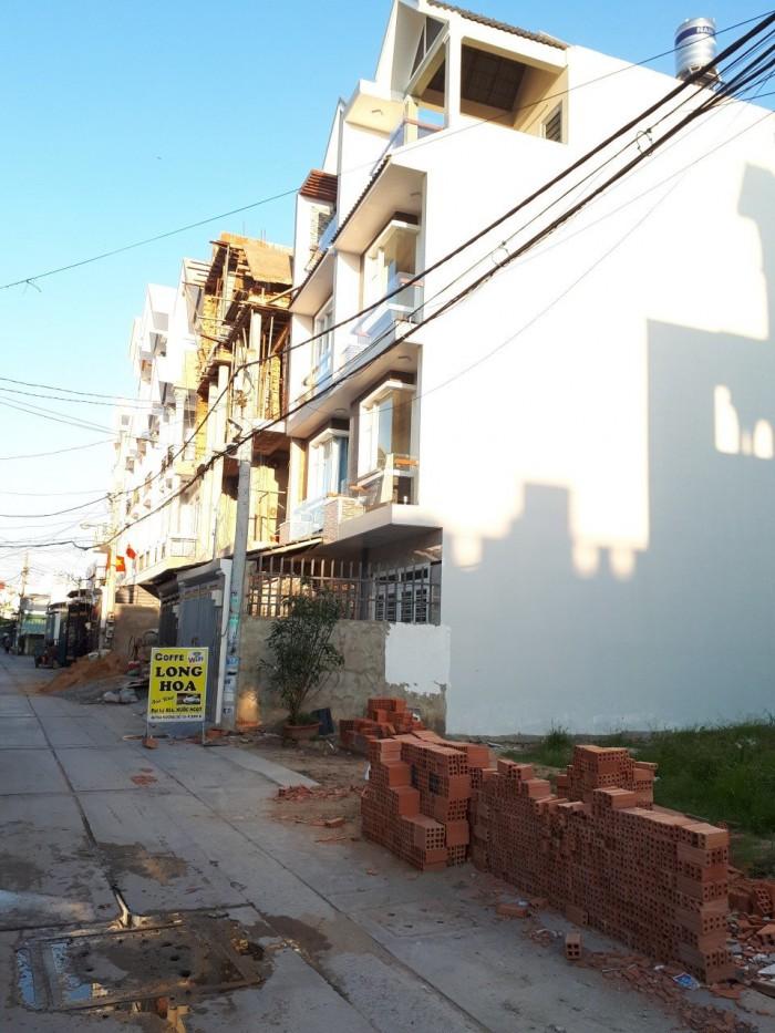 Bán gấp lô đất tại đường số 10, BHH B, Bình Tân