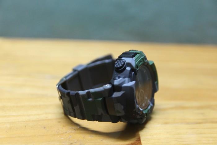Đồng hồ quân đội chống nước cực tốt có đèn LED4