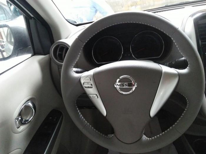 Nissan Sunny XVG 2018 màu trắng, có sẵn giao ngay, Hỗ trợ Trả góp 80% 3