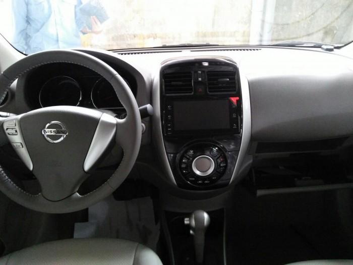 Nissan Sunny XVG 2018 màu trắng, có sẵn giao ngay, Hỗ trợ Trả góp 80% 4